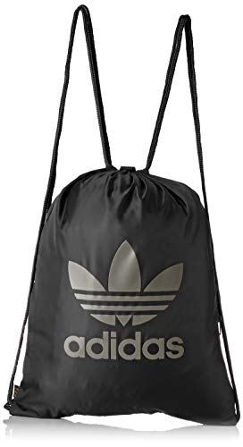 Adidas Adidas Trefoil Gym Sack DV2388 Messenger Bag 47 centimeters 14 Black