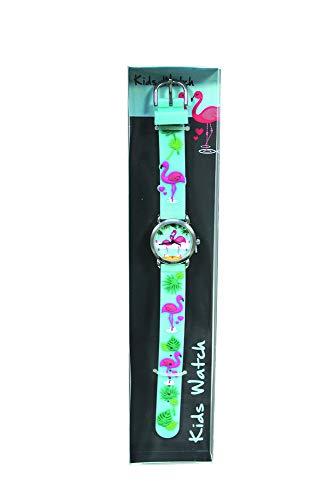 KIDS WATCH 4993111 Armbanduhr, Flamingo