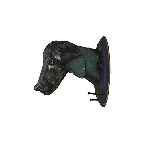 1art1 Chiens Figurine Décorative - Trophée (21 x 21 cm)