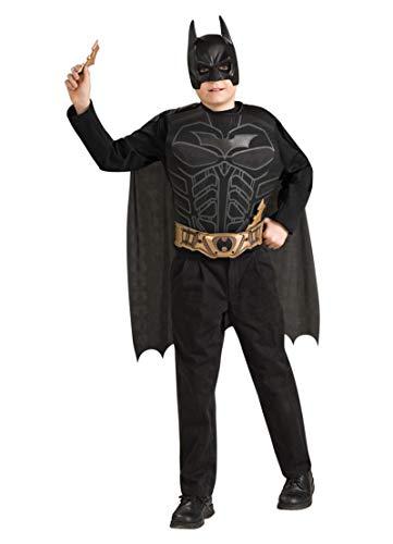 Rubie's-déguisement officiel - Batman Dark Knight- Imitation Kit Déguisement et Accessoires Batman Dark Knight - I-5236