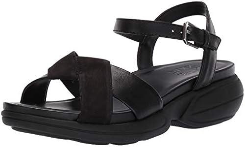 Naturalizer Damen Finlee Sport Sandale, Sandale, Sandale, Schwarz(Schwarzs Leder), 43 EU  auf der Suche nach Handelsvertreter