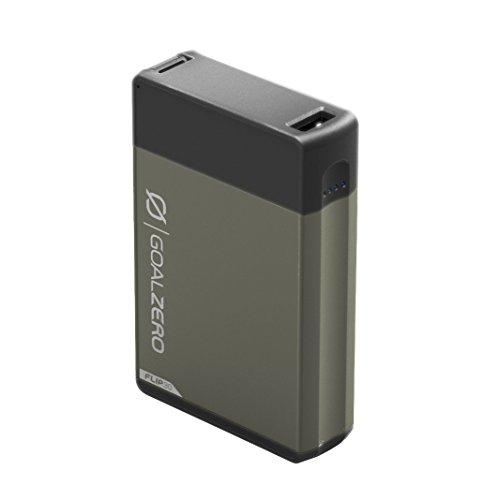 Goal Zero Unisex Flip 30 Powerbank, anthrazit, Nicht zutreffend