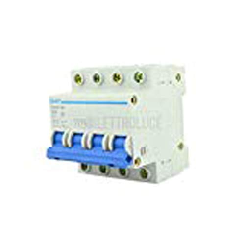 Interruptores modulares DZ47 60 C50 4P 45 INT MT 4P 50A