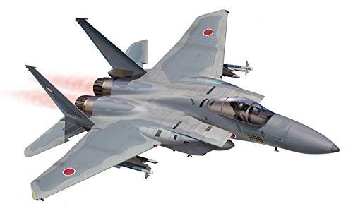プラッツ 1/72 航空自衛隊 主力戦闘機 F-15J イーグル プラモデル