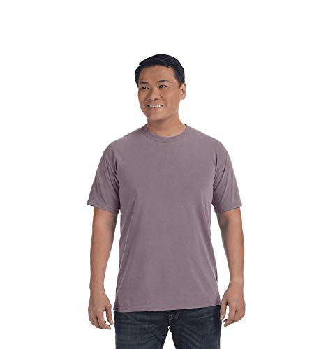 Comfort Colors Men's Adult Short Sleeve Tee, Style 1717 (X-Large, Clay)