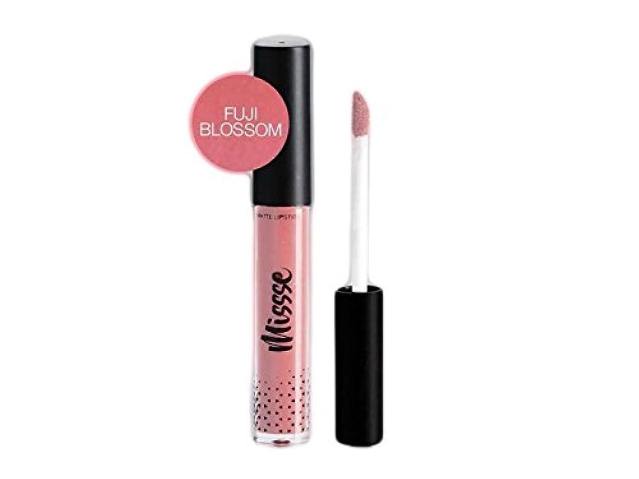 ロードブロッキング十代謝罪するMissse Matte Liquid Lipstick - Fuji Blossom Color