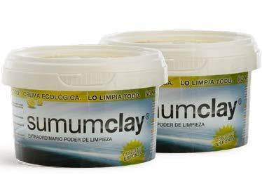 LIMPIATODO SUMUMCLAY - Limpiador Ecológico - Pack de 2 unid