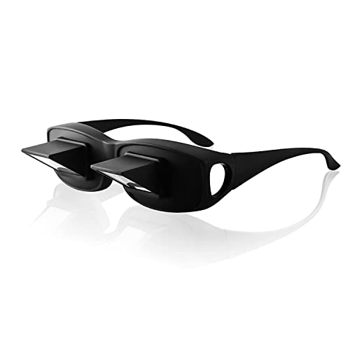 WEKSUN Lazy Glasses High Definition Lie Down for Reading/Watching TV,...