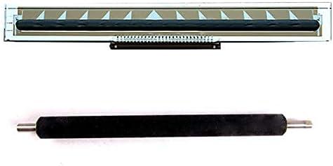 zzsbybgxfc Accessories for Printer PRTA17812 for Zebra Qln420 Mobile Label Receipt Printer Thermal Printhead & Printer Roller Printer Parts