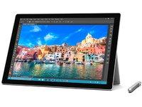 Microsoft Surface Pro 4 256GB Argento Intel Core i7 della sesta generazione i7-6650U tablet