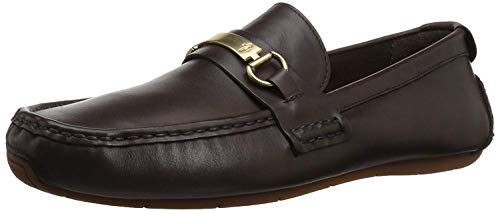 Cole Haan Men's Summers Bit Driver Loafer, Java Leather, 9.5 Medium US