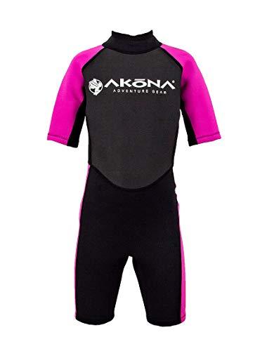 Akona 2mm Kids Shorty Spring Suit