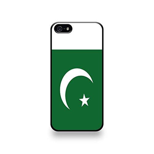LD Case COQIP5_137 beschermhoes voor iPhone 5/5S, vlag Pakistan