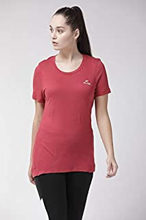 Alcis Red Womens T-shirt