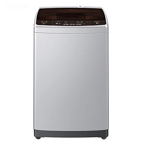 Wasmachine, automatisch wassen, 8 kg grote capaciteit, intelligente zelfgeprogrammeerde hoeveelheid kleding, intelligente boek, snel wassen met water, 1269 serie van energiebesparend zilver