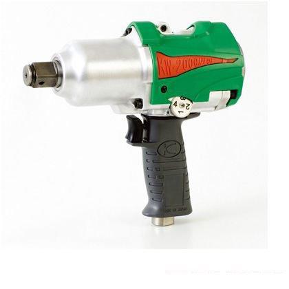 空研 中型エアインパクトレンチ(産業向け)19mm角 (KW-2000proI)
