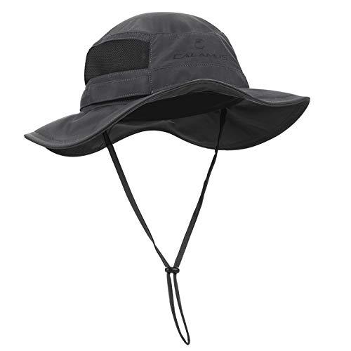 Calamus UPF 50 Boonie Sun Hat– Sun Protection Hat, Fishing Hat, Beach & Hiking Hat, Golf Hat,...