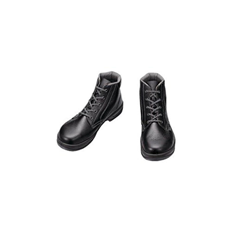 シモン/シモン 安全靴 編上靴 SS22黒 26.0cm(2528703) SS22-26.0 [その他] [その他]