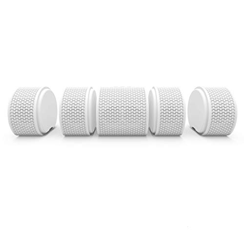 Air Audio The Worlds First Pull-Apart Bluetooth Speaker Portable Surround Sound and Multi-Room Use, White