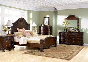 Learn More About Amazing Buys North Shore Bedroom Set by Ashley Furniture - Includes King Bed, Dress...
