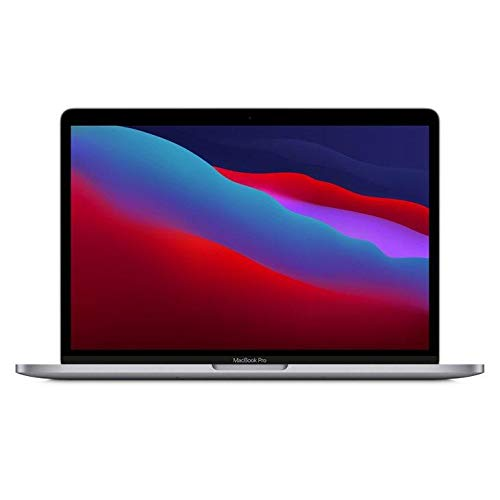 "Macbook Pro Retina Apple 13.3"", 8GB, SSD 512GB, Processador M1, Touch Bar e Touch ID - Cinza Espacial"