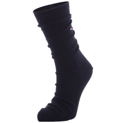 Tommy Hilfiger Herren Classic Business Socken 371111 4Paar, Farbe:Blau;Sockengröße:39-42;Artikel:Socken dark navy 371111-322