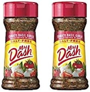 Mrs. Dash Tomato Basil Garlic, 2.0oz, Pack of 2