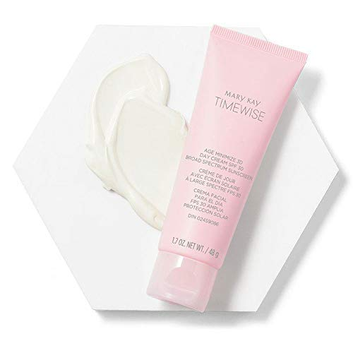 Mary Kay TimeWise Age Minimize 3D Day Cream SPF 30 Broad Spectrum Sunscreen 1.7 oz / 48g - Normal to Dry Skin