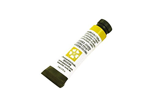 DANIEL SMITH 284610006 Extra Fine Watercolors Tube, 5ml, Aureolin (Cobalt Yellow)