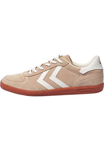hummel Unisex-Erwachsene Victory Sneaker, Beige (Nomad), 39 EU