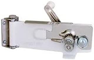 Focus Foodservice 609WH Wall Can Opener, Magnetic Lid Lifter, 8-7/8