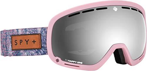 Spy Herren Schneebrille Marshall Native Nature Pink(+Bonus Lens)