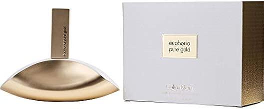 C k Euphoria Pure Gold Women Edp Spray 3.4 OZ. / 100 ML.