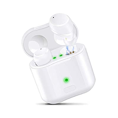 LUXATO Rechargeable Hearing Amplifier to Aid an...