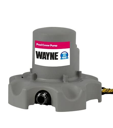 Wayne WPCP250 57735-WYN1 1/4 HP Automatic Pool...
