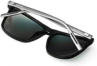 نظارات شمسية فيتديا للرجال ريترو بولارايزد - عدسات