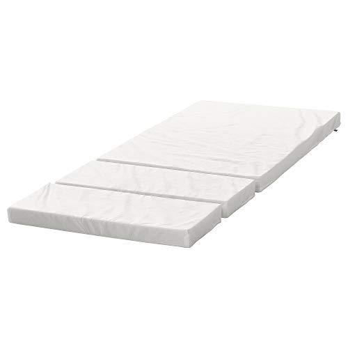 Colchón de espuma PLUTTEN para cama extensible 80x200 cm