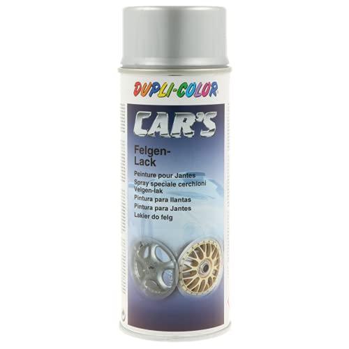 Duplicolor 385919 CAR's-Spray 400ml Cars Alu Jante en Argent