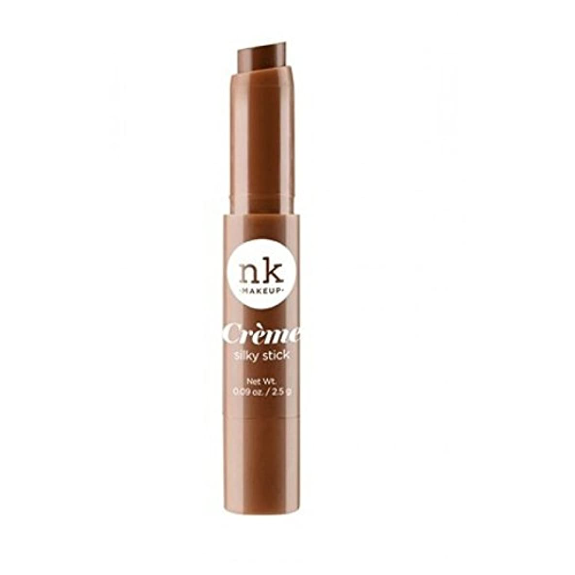 あいまいな放置かけがえのない(3 Pack) NICKA K Silky Creme Stick - Cape Palliser (並行輸入品)