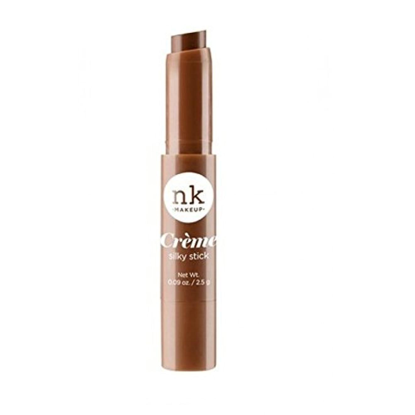 パンチ血ほかに(3 Pack) NICKA K Silky Creme Stick - Cape Palliser (並行輸入品)