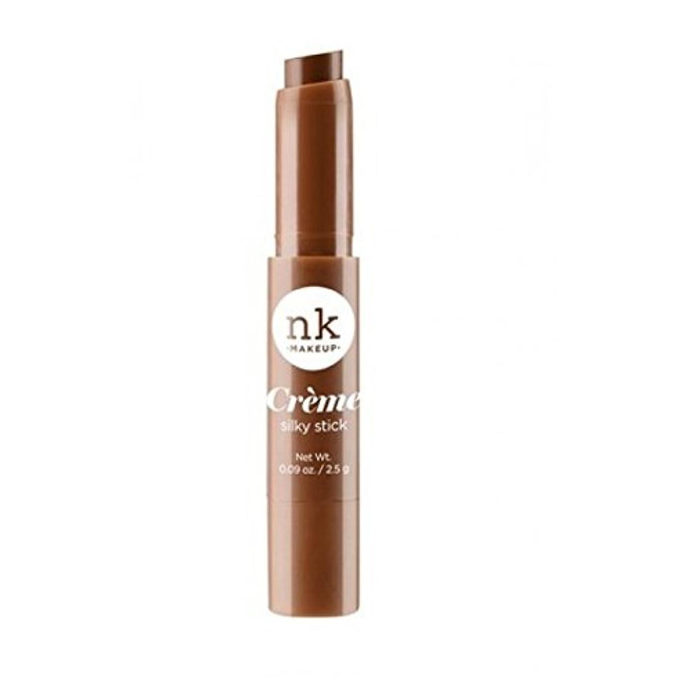 中止します酸薄い(3 Pack) NICKA K Silky Creme Stick - Cape Palliser (並行輸入品)