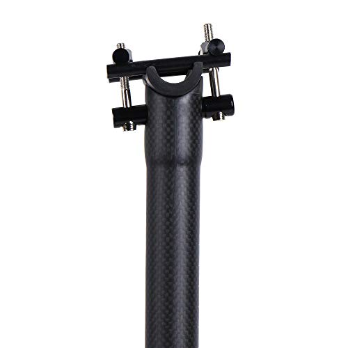 LRG Nueva tija de sillín de Bicicleta de montaña en Fibra de...