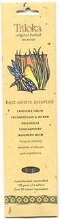 Triloka Assorted Best Sellers Stick Incense?–?10?Sticks