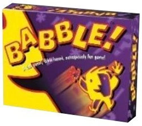 Babble Board Game by TaliCor