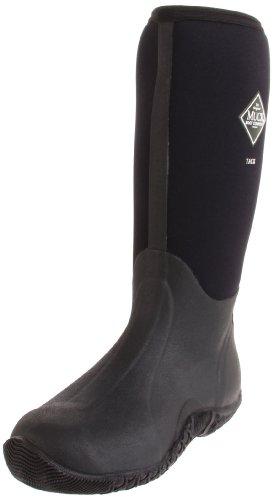 The Original MuckBoots Adult Tack Classic Hi-Cut Boot,Black,13 M US Mens/14 M US Womens