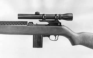 M1 Carbine Scope Mount with 1