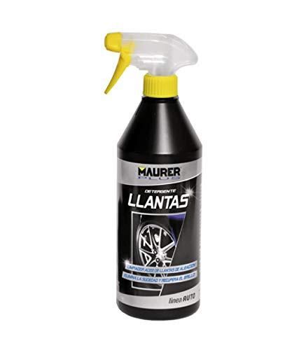 Detergente Spray per Cerchi in Leghe Spray 750 ml Maurer Plus