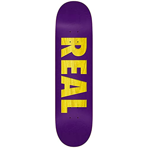 Real Bold Redux - Tavola da skateboard multi 21,3 cm