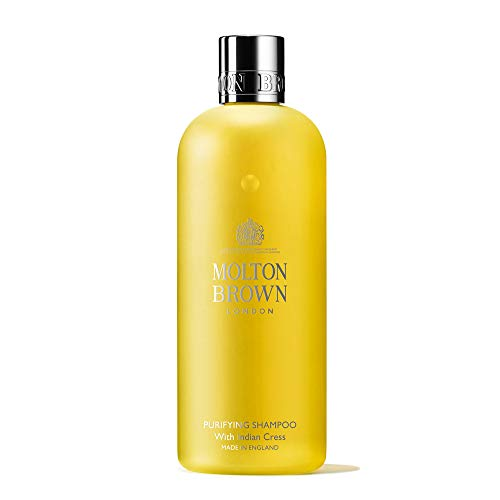 Molton Brown Purifying Shampoo With Indian Cress 300 Ml