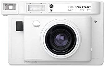 Lomography li200W–Spine 'Instant Wide White Instant Camera